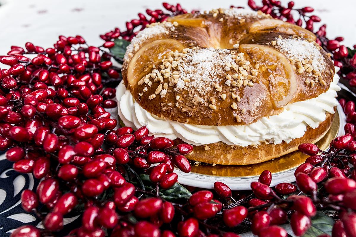 Mejores roscones Reyes Madrid Panod