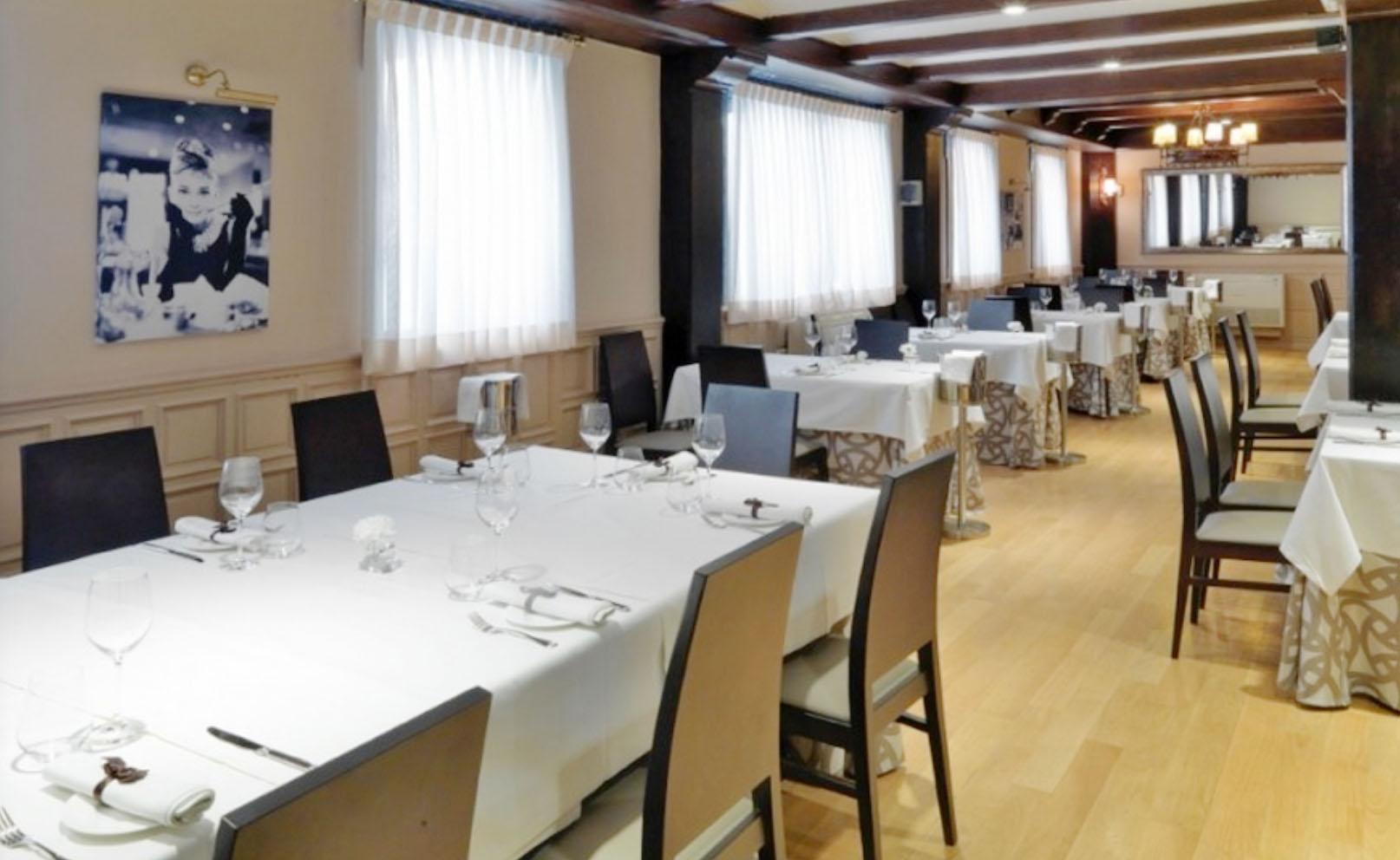 mejores restaurantes románticos Madrid - Atelier Belge
