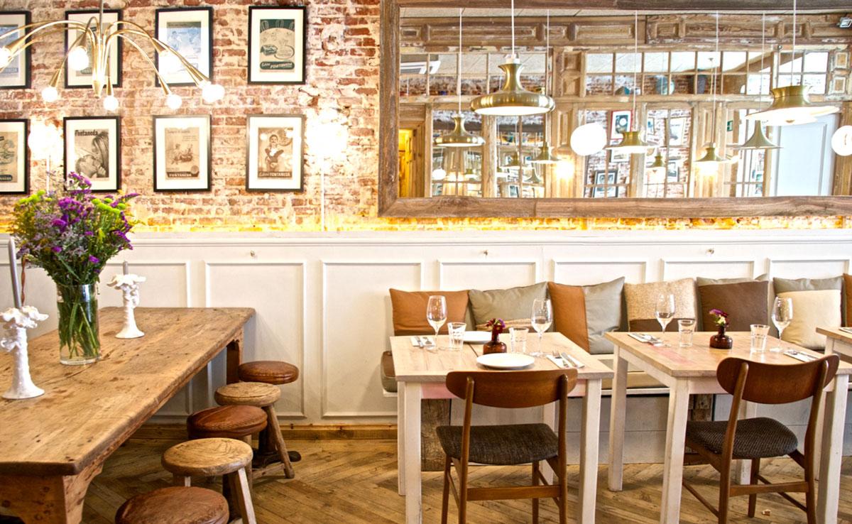 mejores restaurantes románticos Madrid - Bar Galleta