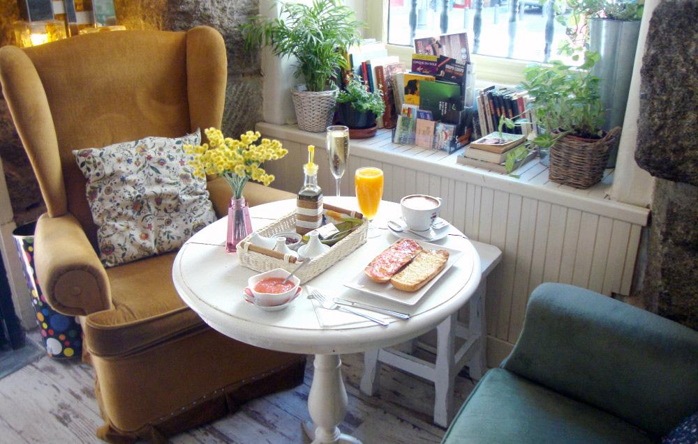 Café de la Luz restaurante hygge Madrid