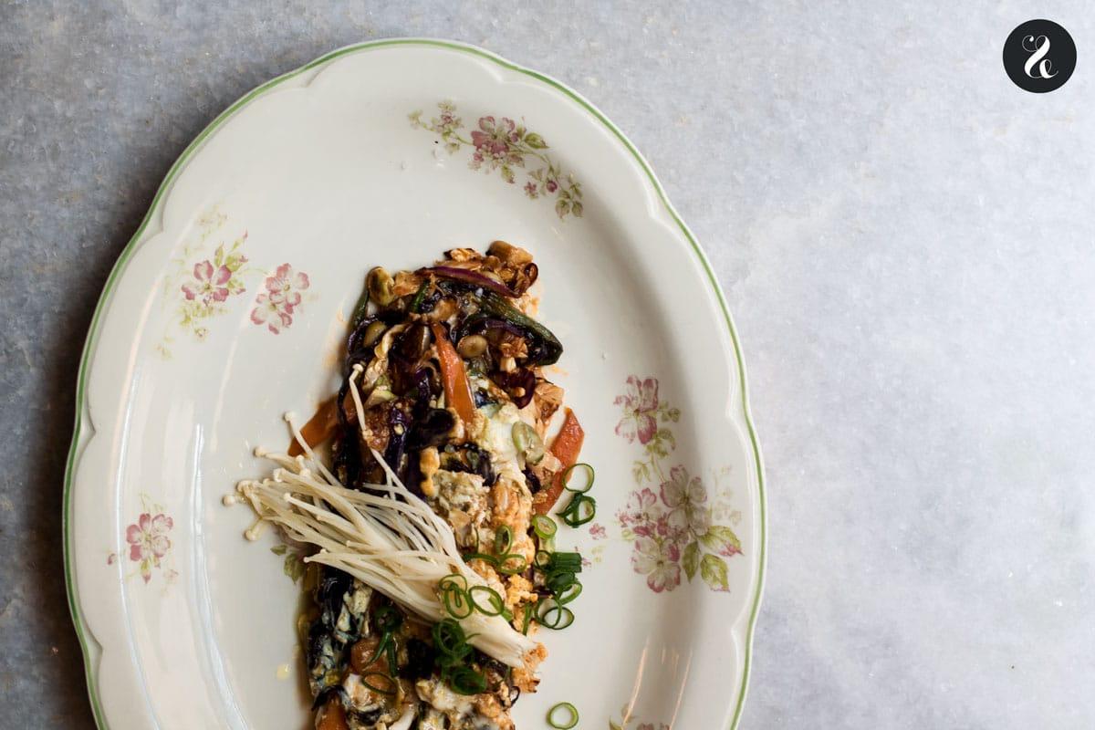 El Loco Antonelli - tortilla fea