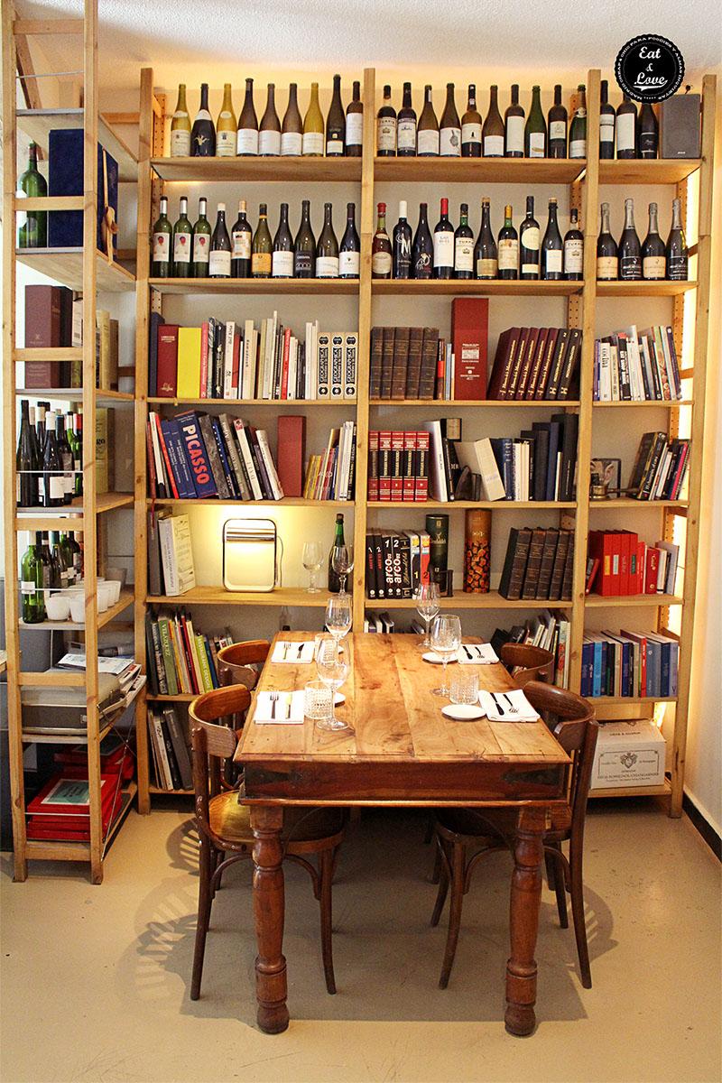 Vinoteca Moratín restaurante hygge Madrid