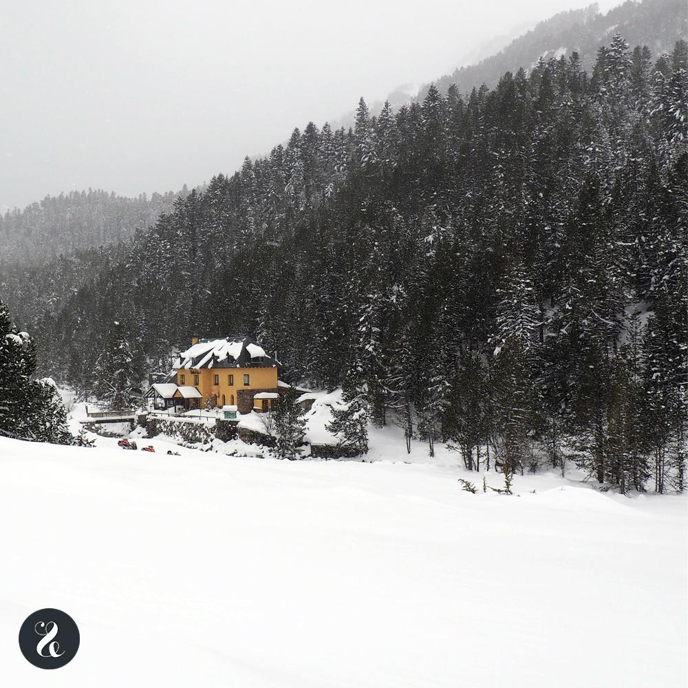 hotel Banhs de Tredós Valle de Arán