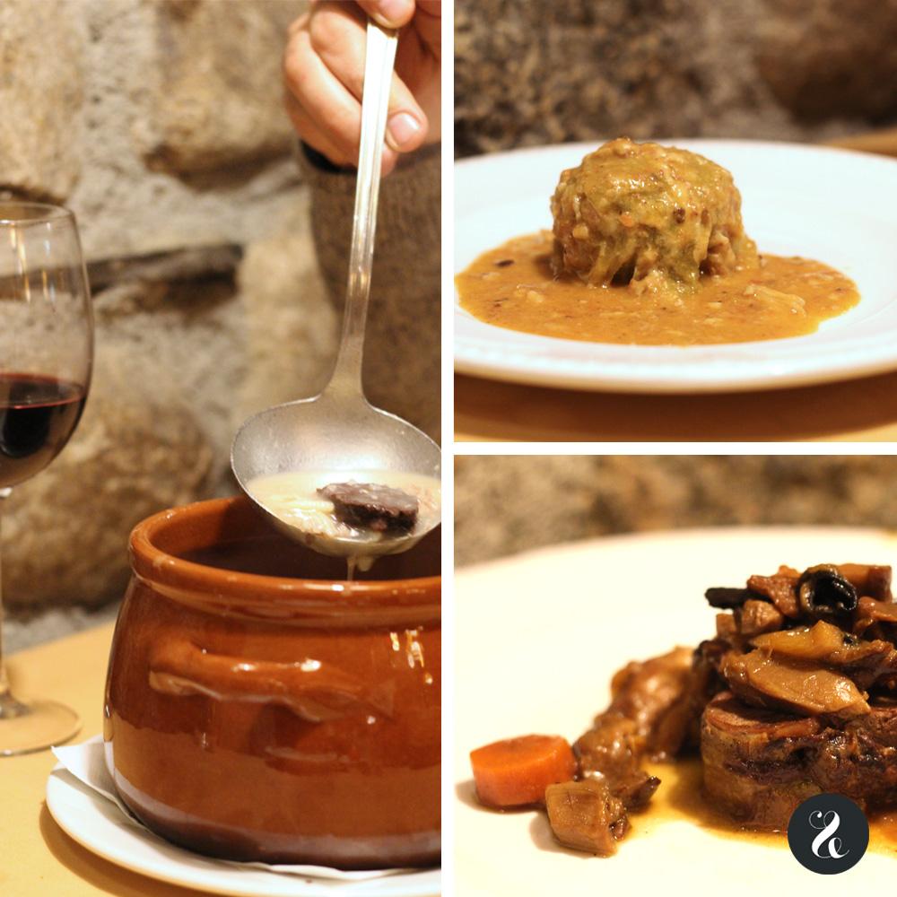 Casa Turnay restaurante Valle de Arán Escunhau