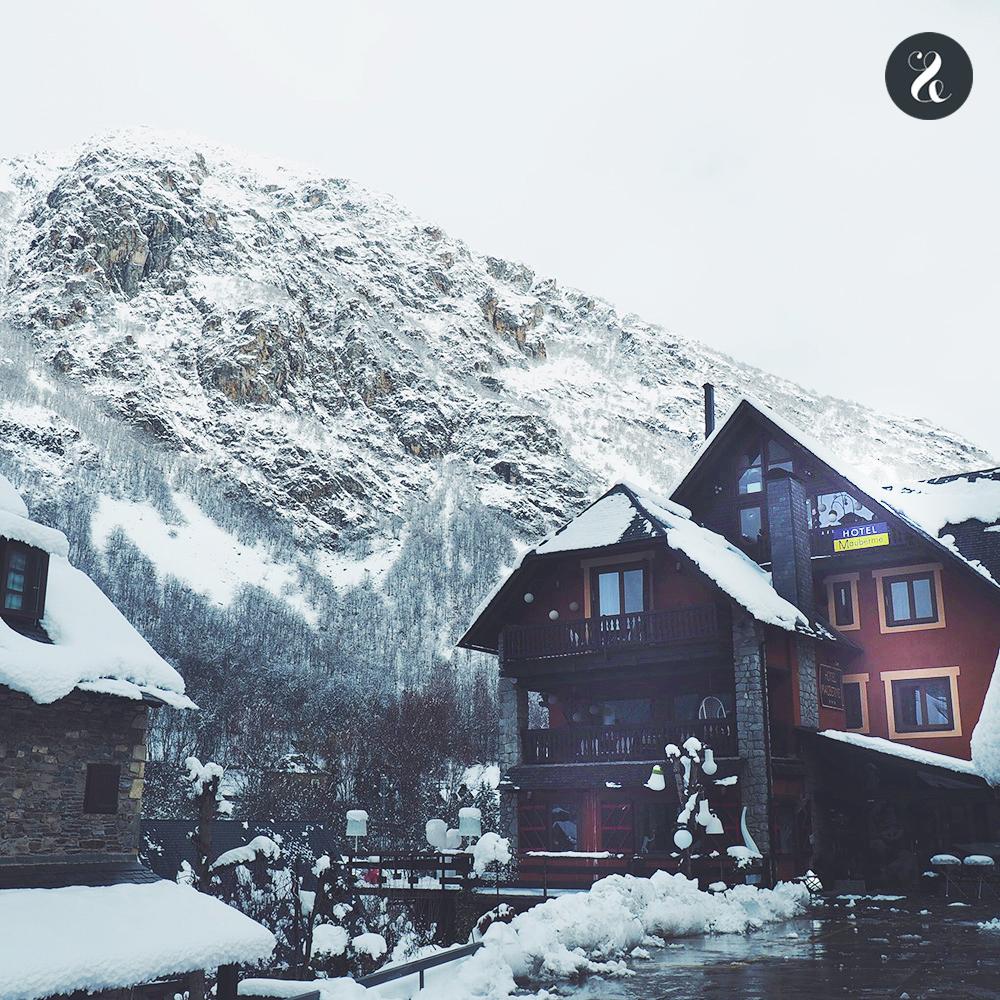hotel Mauberme Salardú Baqueira esquí ski Valle de Arán