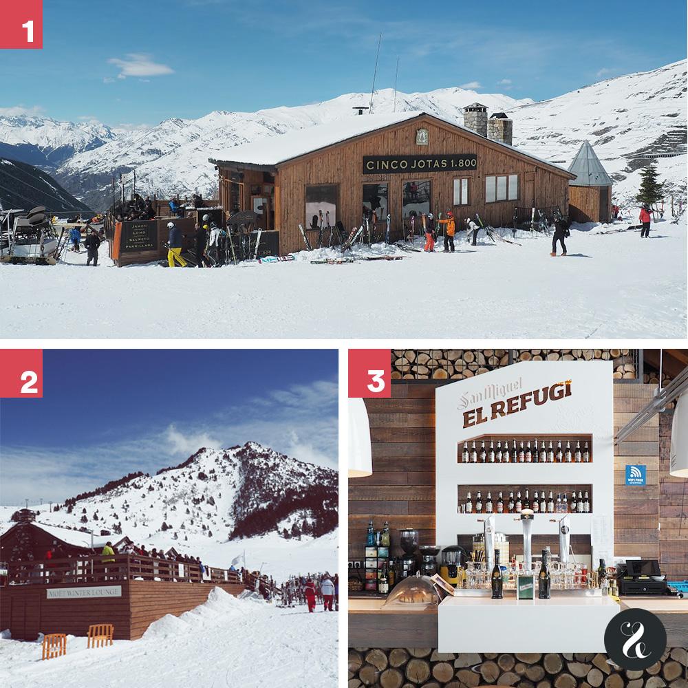 refugios Baqueira esquí ski Valle de Arán