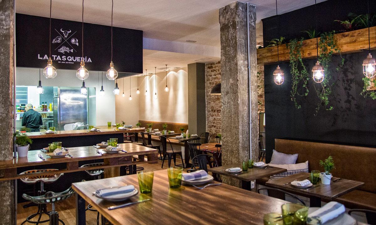 La Tasquería Madrid foodie
