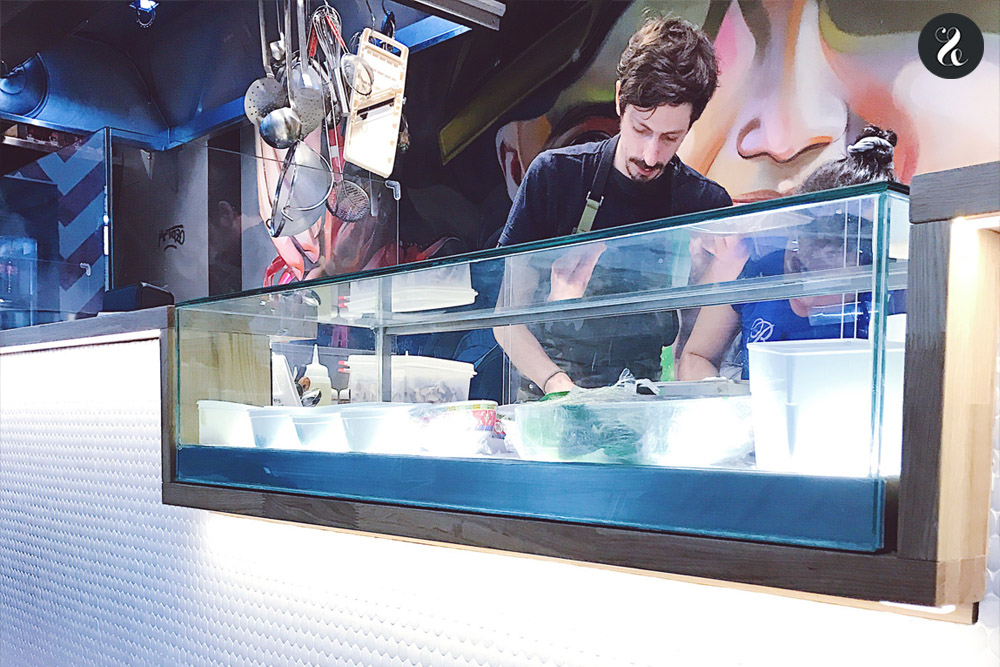 Tripea Madrid foodie