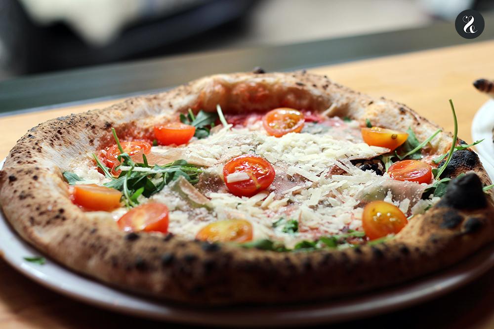 Pizza Grosso - Grosso Napoletano - Madrid