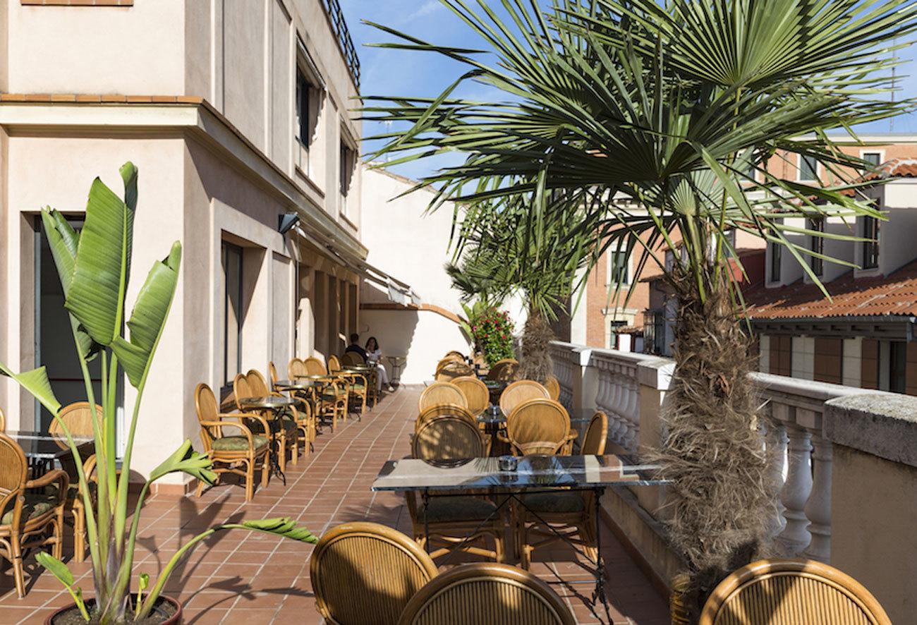 mejores terrazas Madrid - Paracaidista