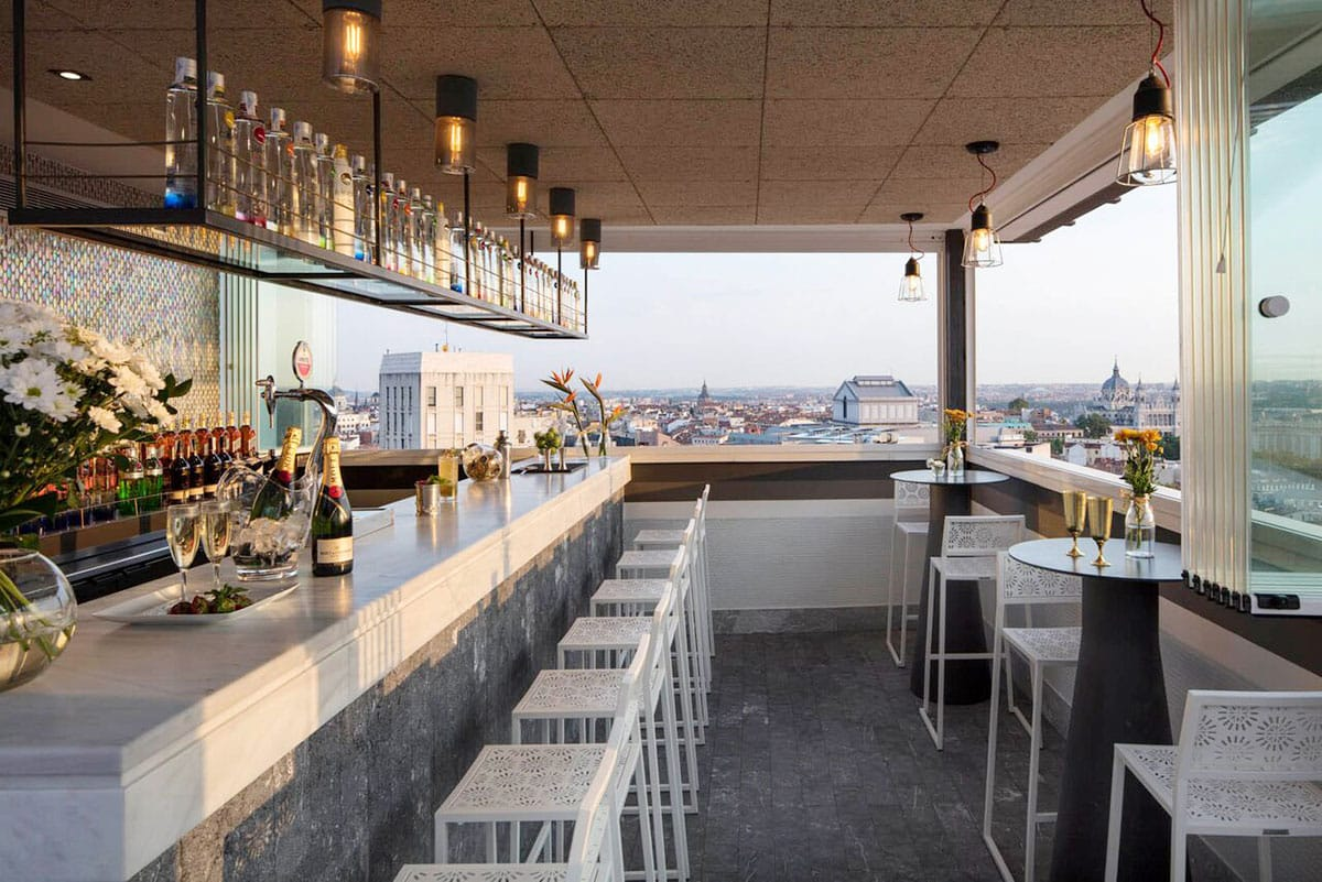 mejores terrazas Madrid - Emperador