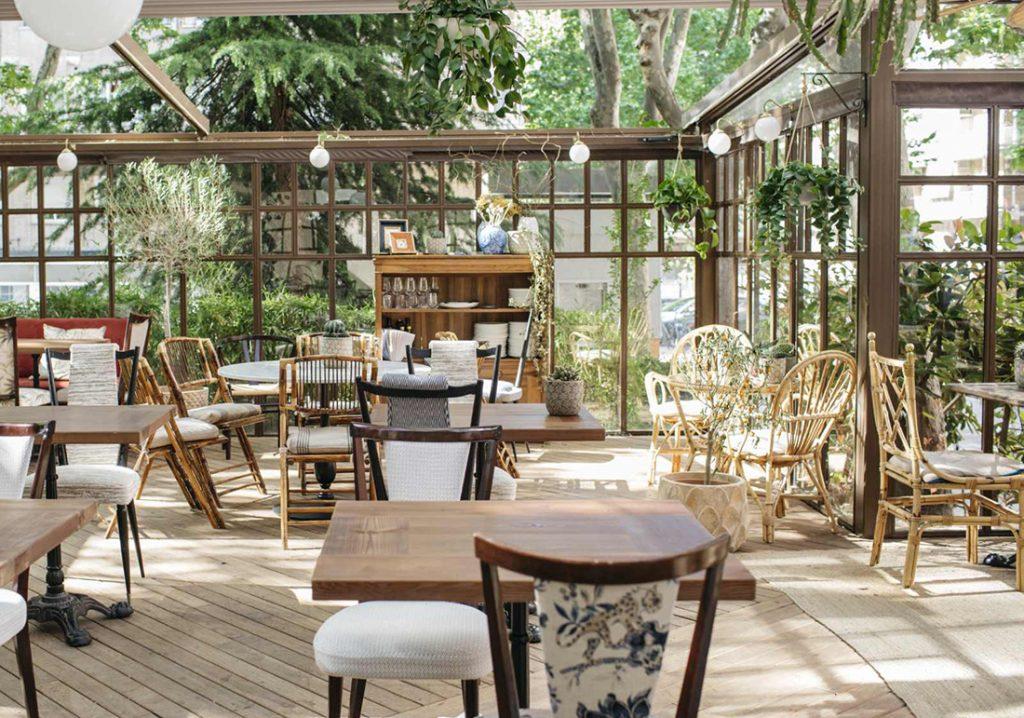 Graciela - Terrazas para comer bien en Madrid