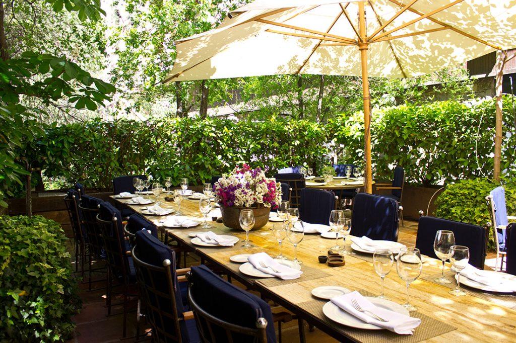 Rubaiyat - Terrazas en Madrid comer bien