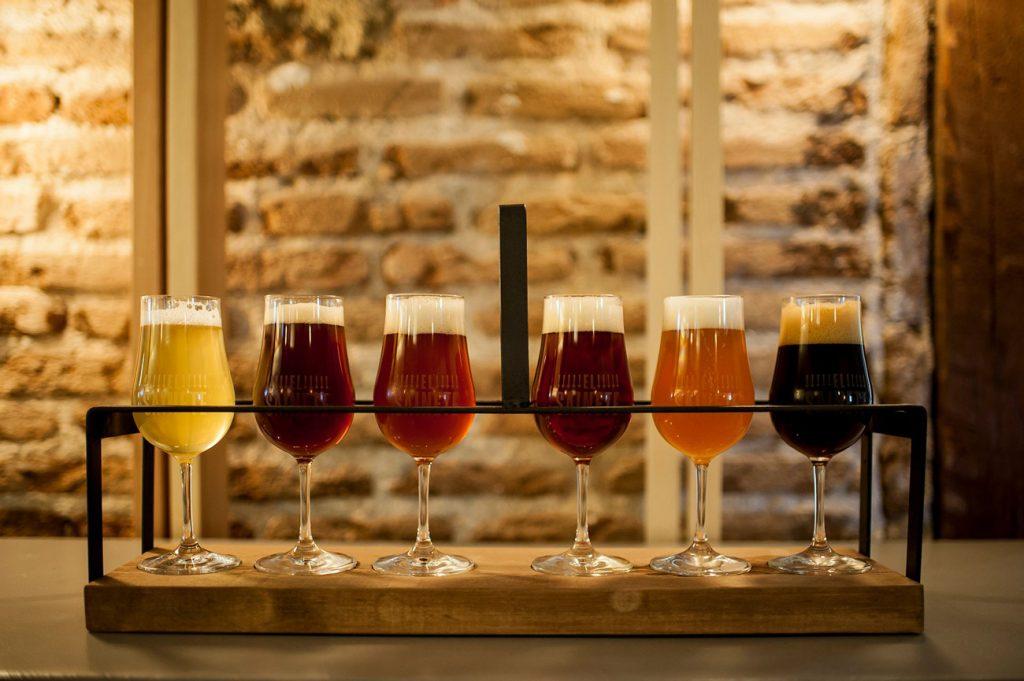 Sainete Madrid cerveza restaurante