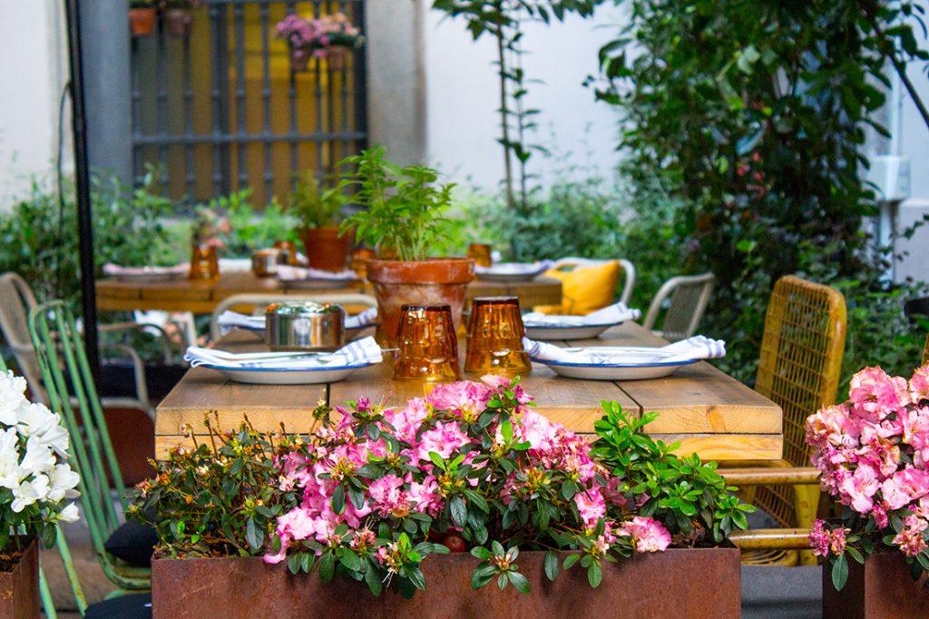 Arzabal Reina Sofía - Terrazas para comer bien en Madrid