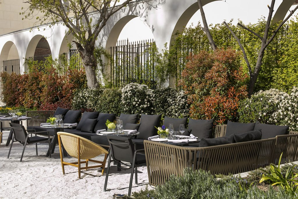mejores terrazas Madrid - Dos Cielos Meliá