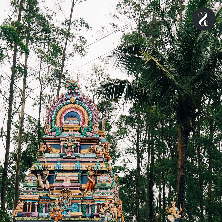 templos Kerala India viaje guía