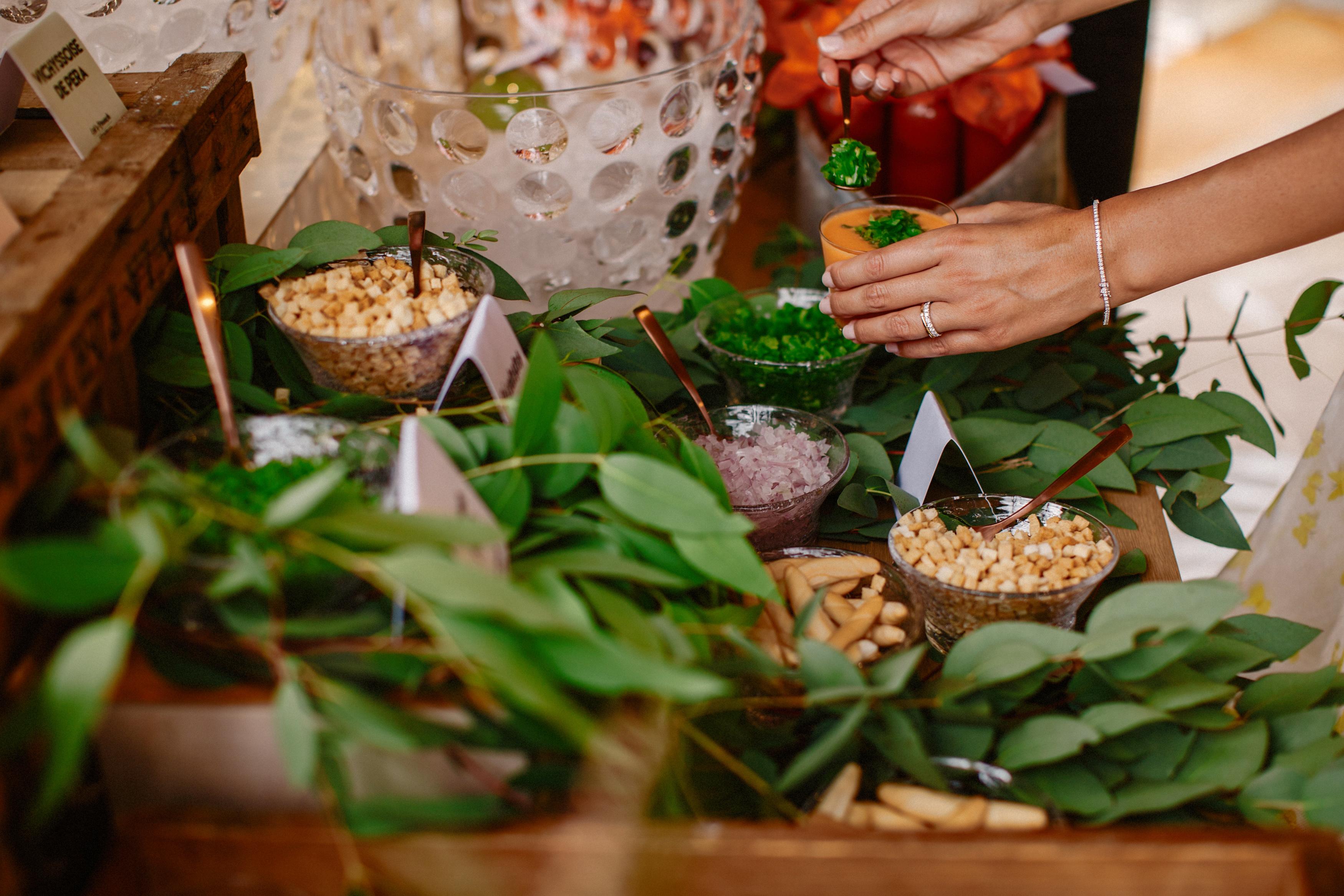 21 de Marzo Catering Barcelona Gastro Show cooking