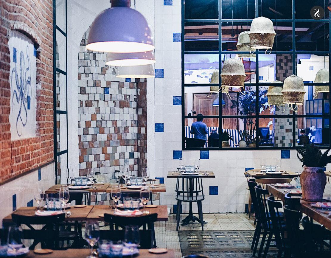 Atlántico Casa de Comidas - Pepe Solla - restaurante Madrid