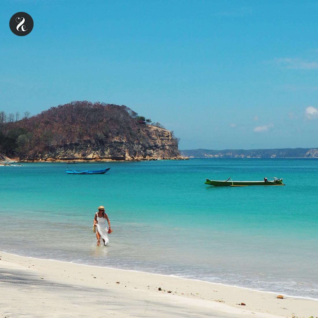 playa Lombok guía Indonesia