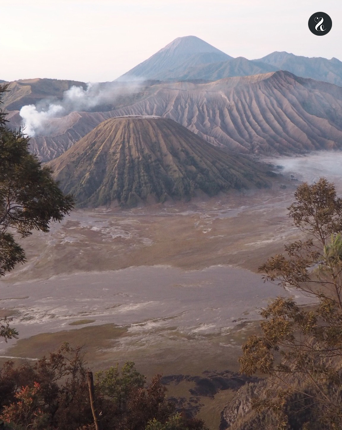 amanecer volcán Bromo guía Indonesia
