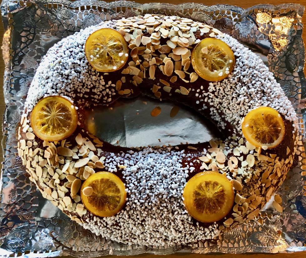 mejores roscones reyes madrid - Isabel Maestre