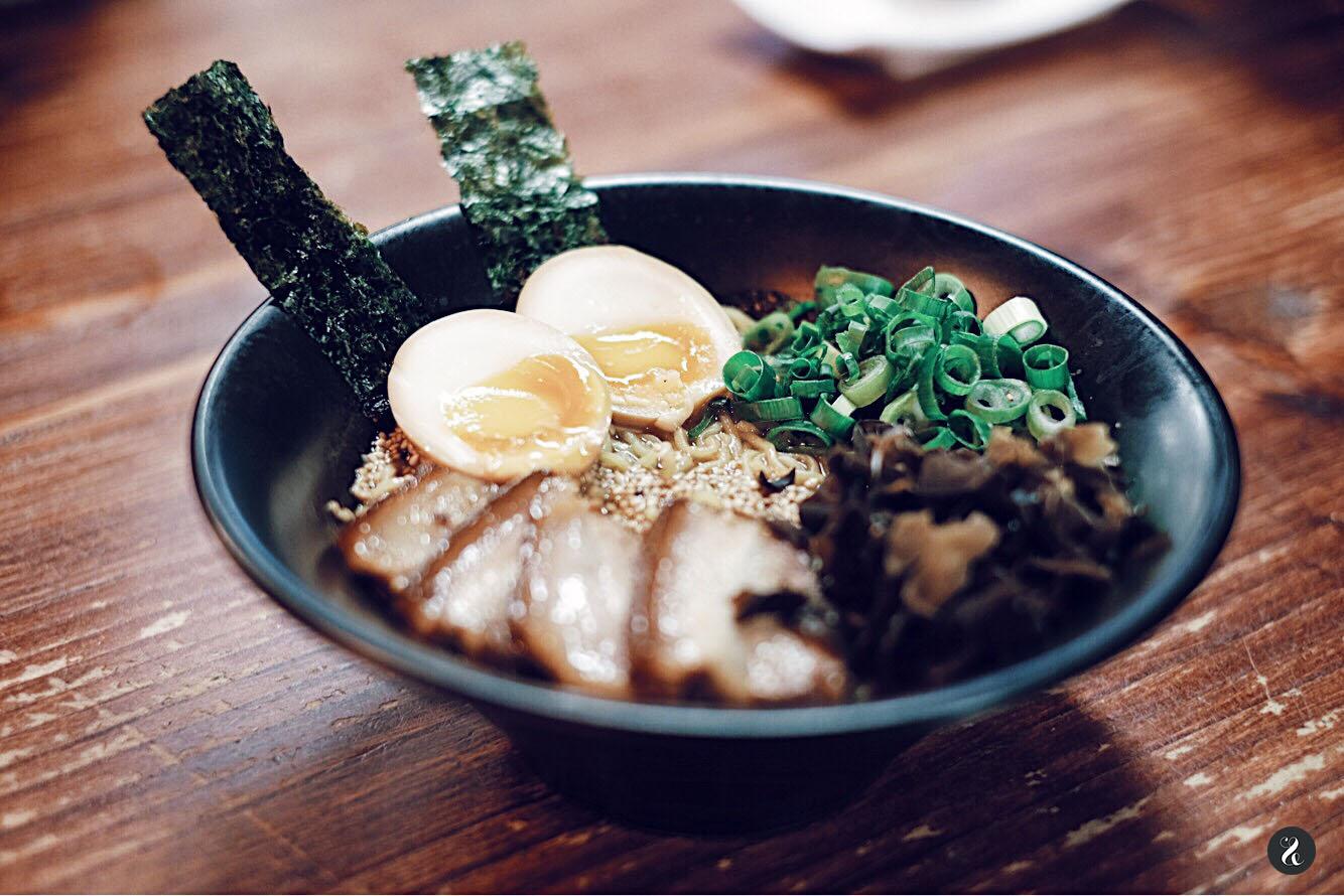 Ramen Madrid Hattori Hanzo Asia street food