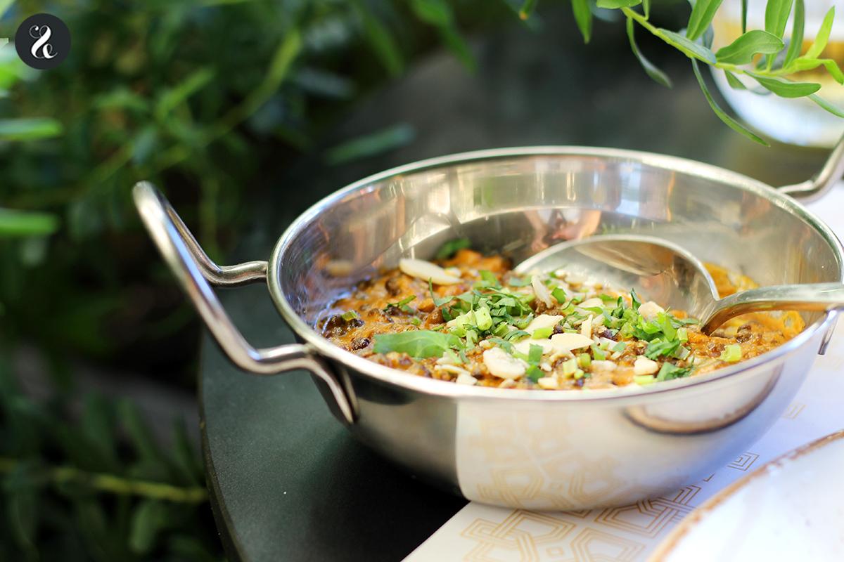 Dhal Bangalore - Bangalore Madrid restaurante indio