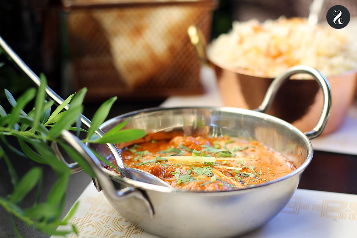 Lamb Bangalore - Bangalore Madrid restaurante indio
