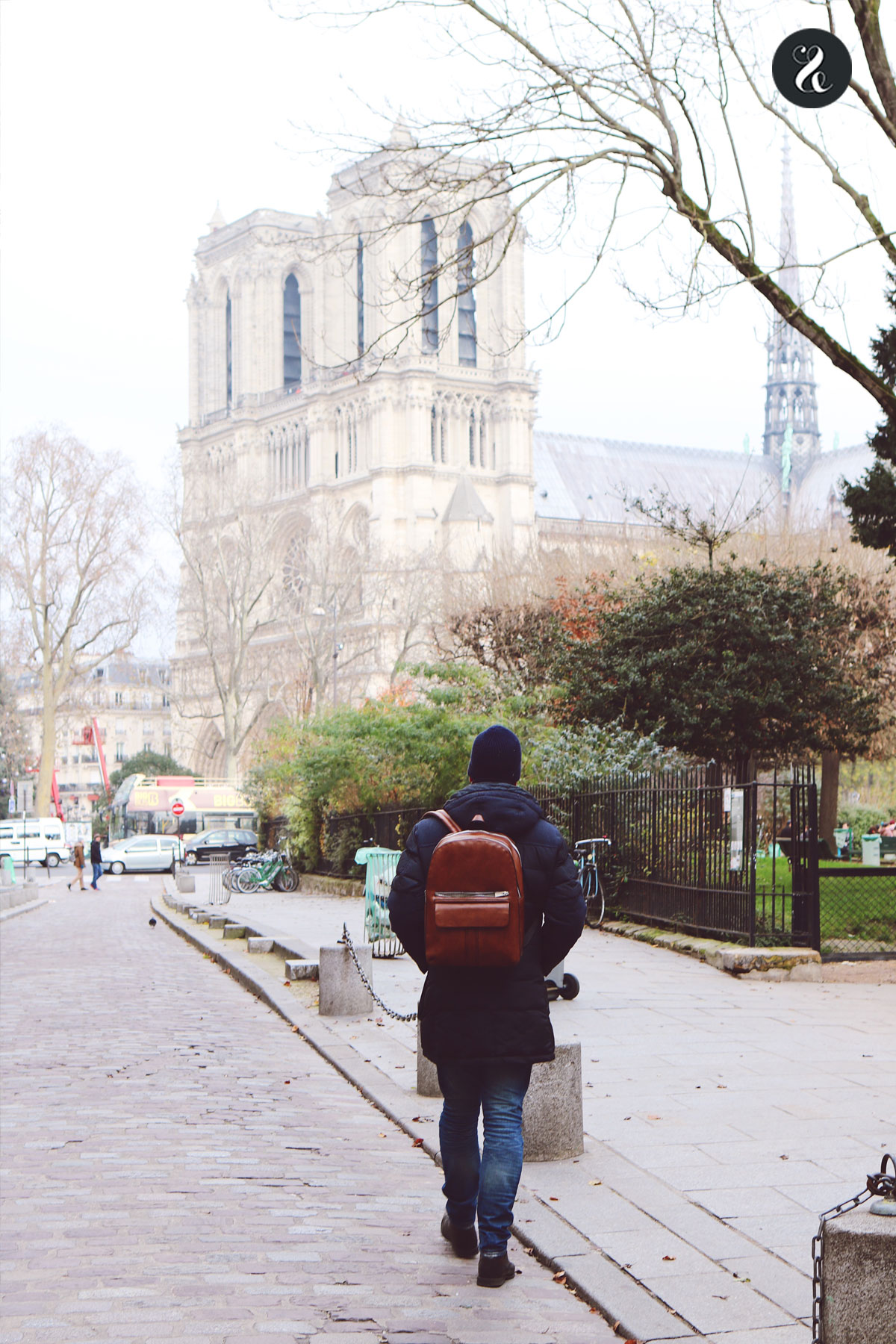 Notre Dame guía viajes Paris