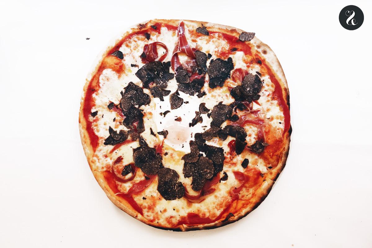 Pizza Davide Bonato Gioia - Mejores pizzas Madrid