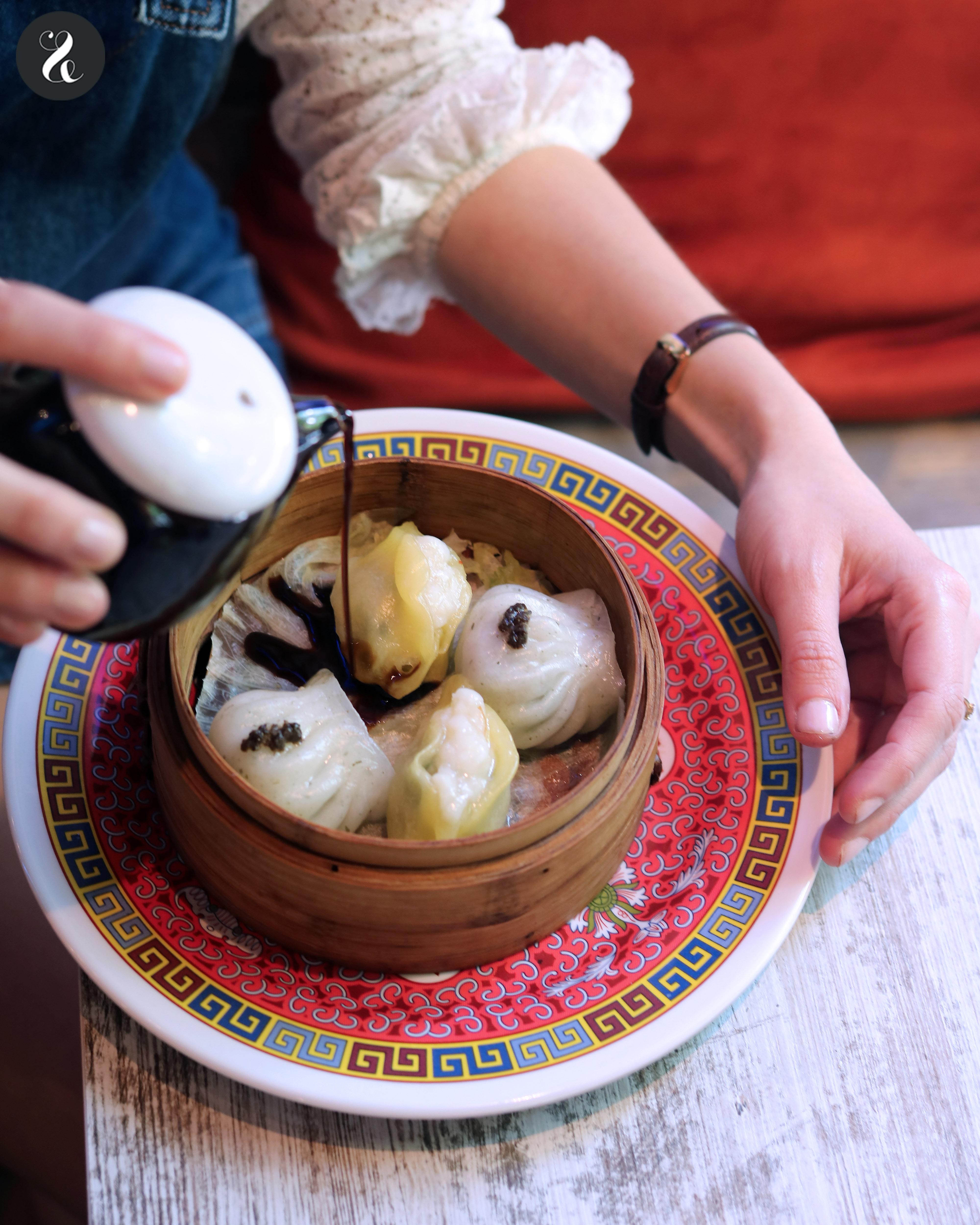 Asia ASAKO - Restaurantes buenos, bonitos y baratos Madrid