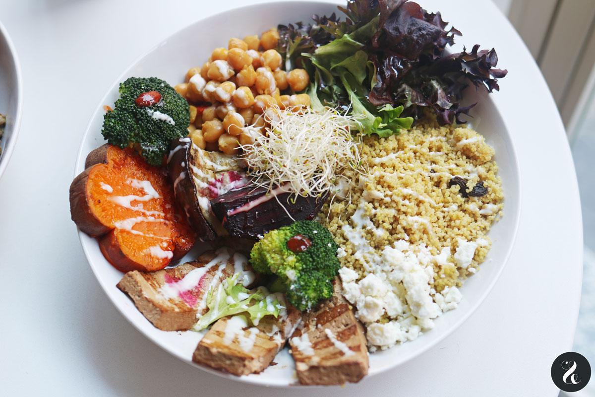 bol vegetariano - Abolea Madrid - restaurantes sanos Madrid