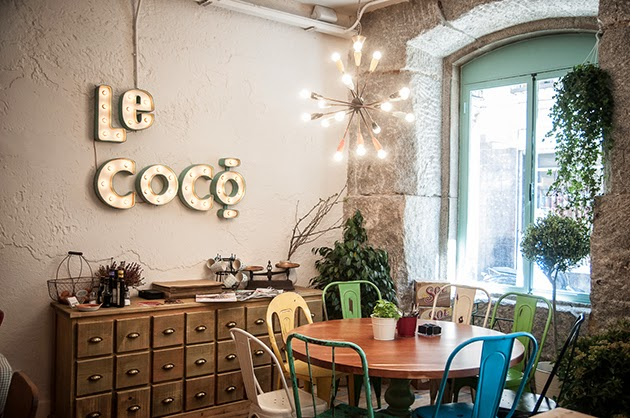 Le Cocó Madrid restaurante