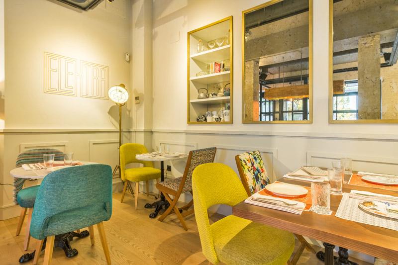 Elektra Madrid: restaurante flexitariano vegetariano, vegano en Madrid