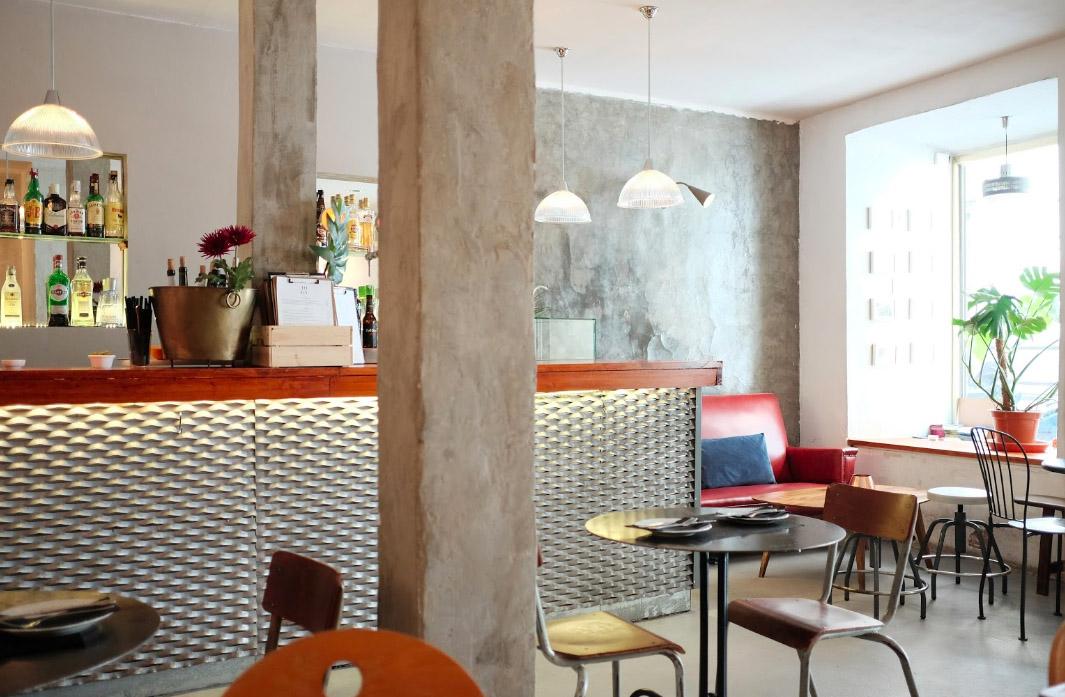 Toga - Restaurantes buenos, bonitos y baratos Madrid