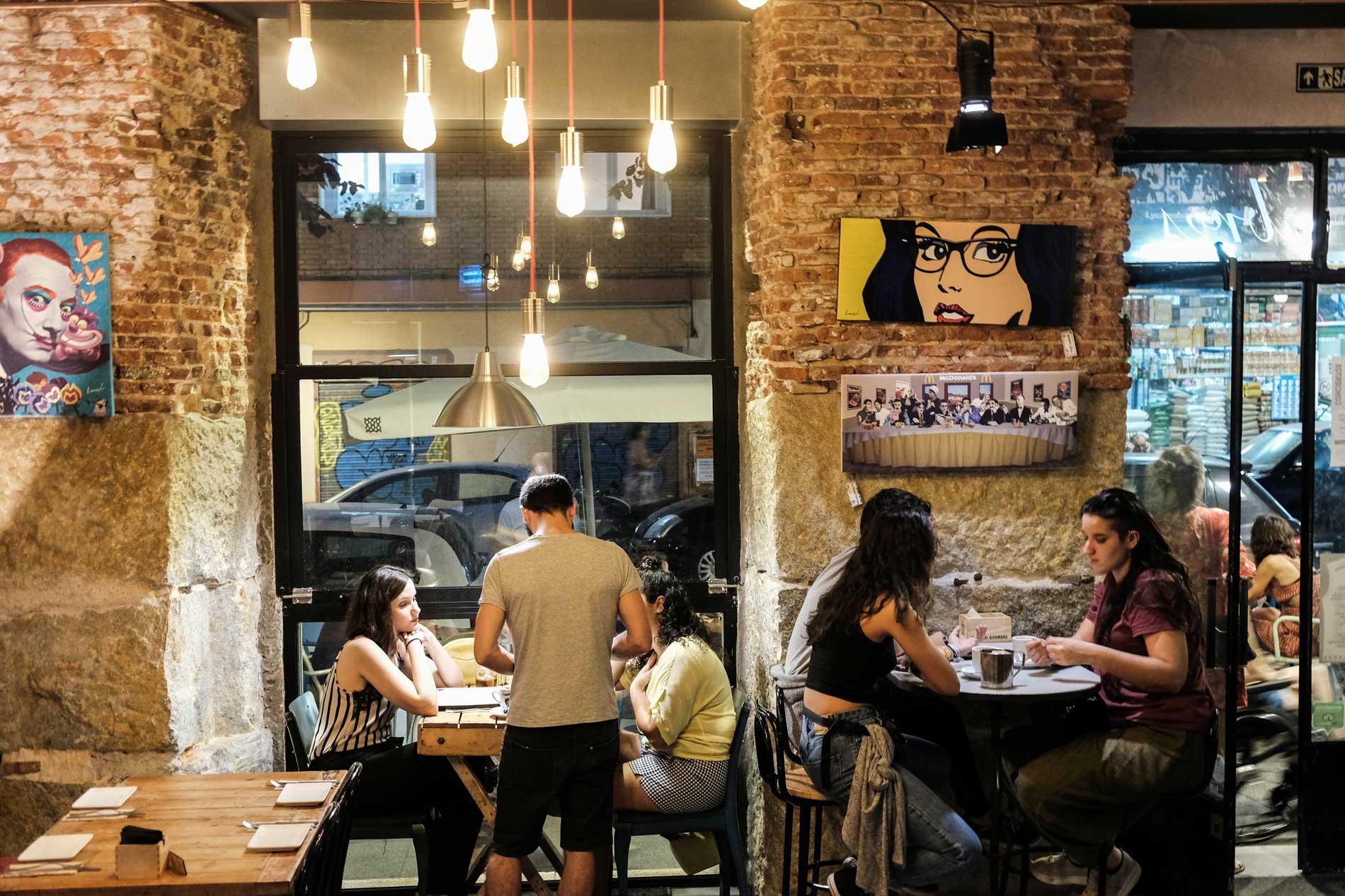 Juan Raro - Restaurantes buenos, bonitos y baratos Madrid