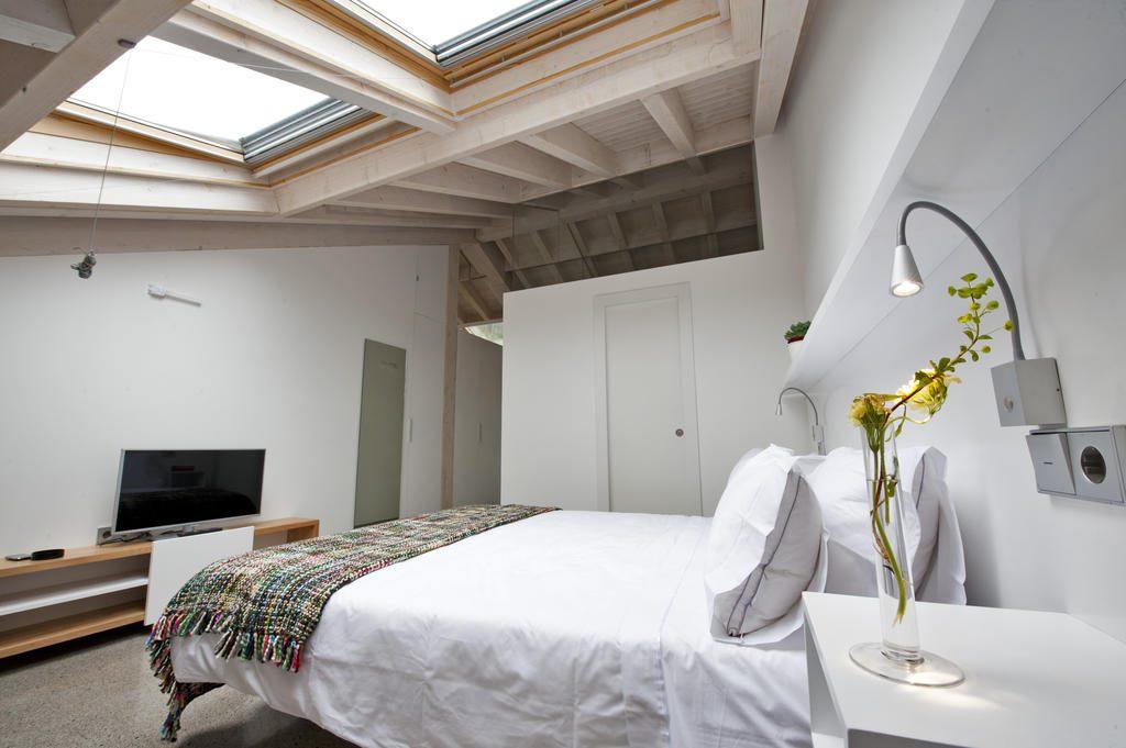 Habitación Junior Suite Mirador Tierra del Agua - Parque de Redes - Asturias