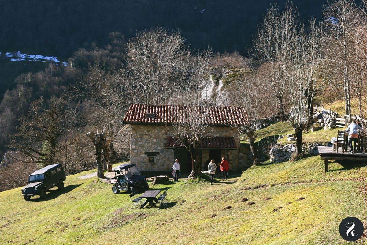 Tierra del Agua - Parque de Redes - Asturias