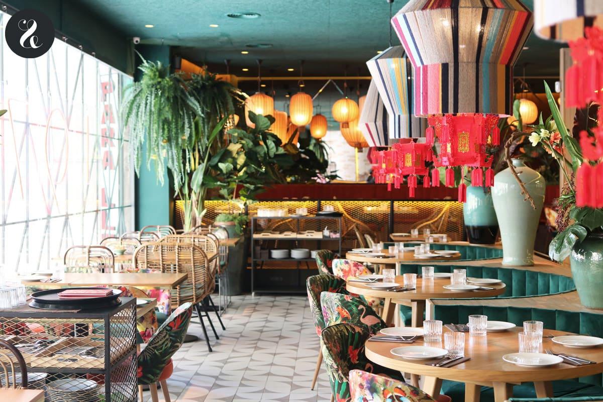 El Buda Feliz Madrid - restaurante tras la reforma