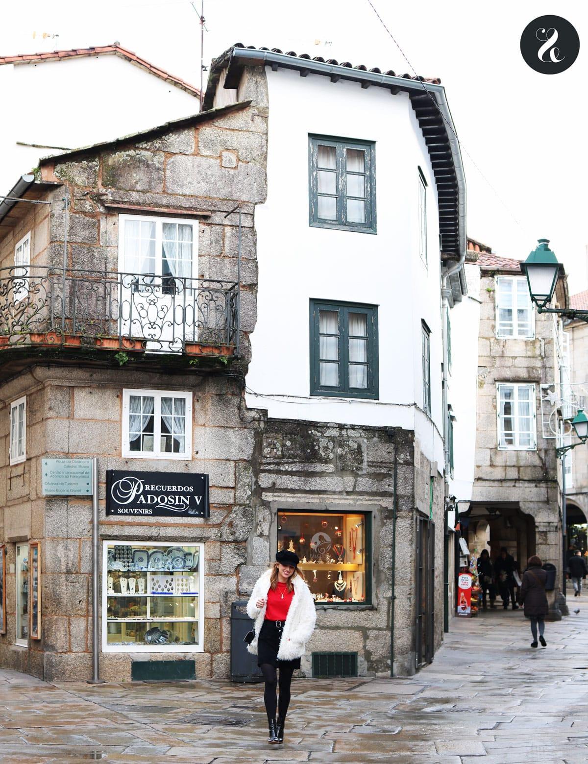 guía viaje comer santiago de compostela galicia