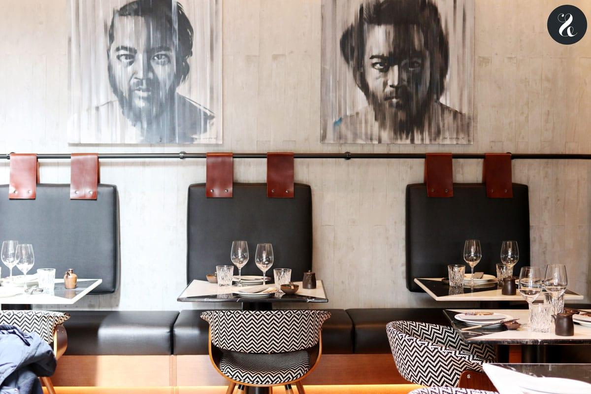 Chow Chow Madrid - Restaurante japo-latino en Madrid