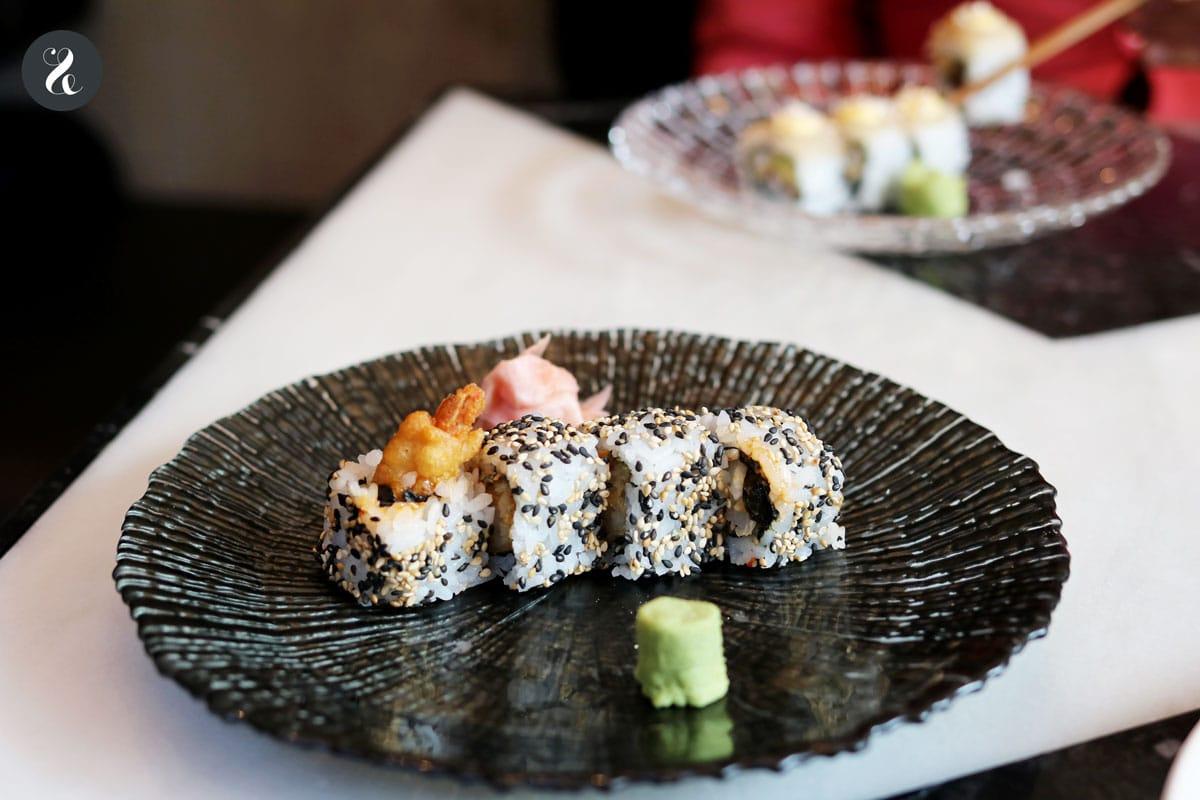 Chow Chow Madrid - Roll  - Restaurante japo-latino en Madrid