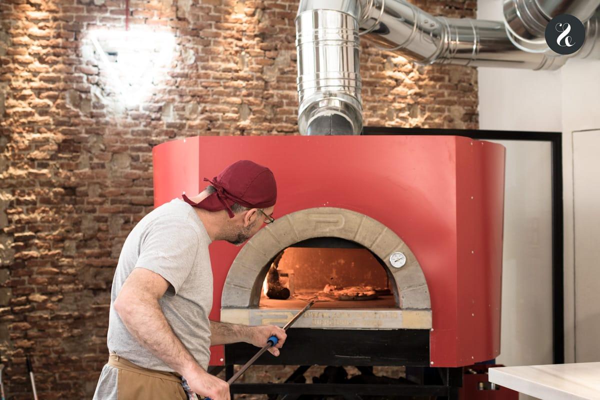 Hot Now Madrid - pizzería en Chueca