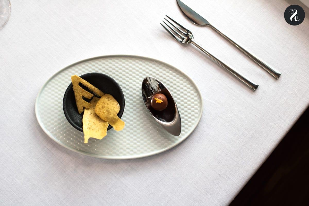 Restaurante Alpe Madrid - Menú degustación