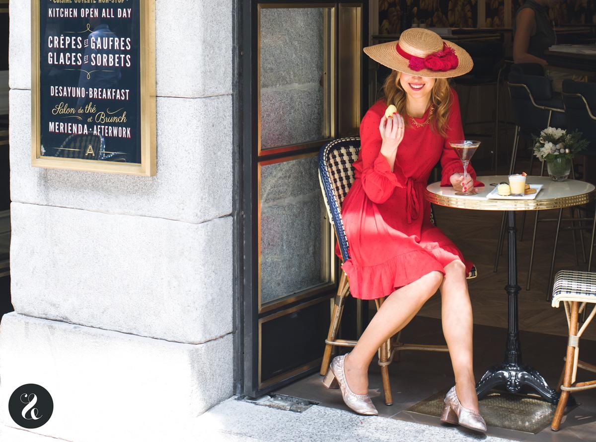 Antoinette Madrid - gofre