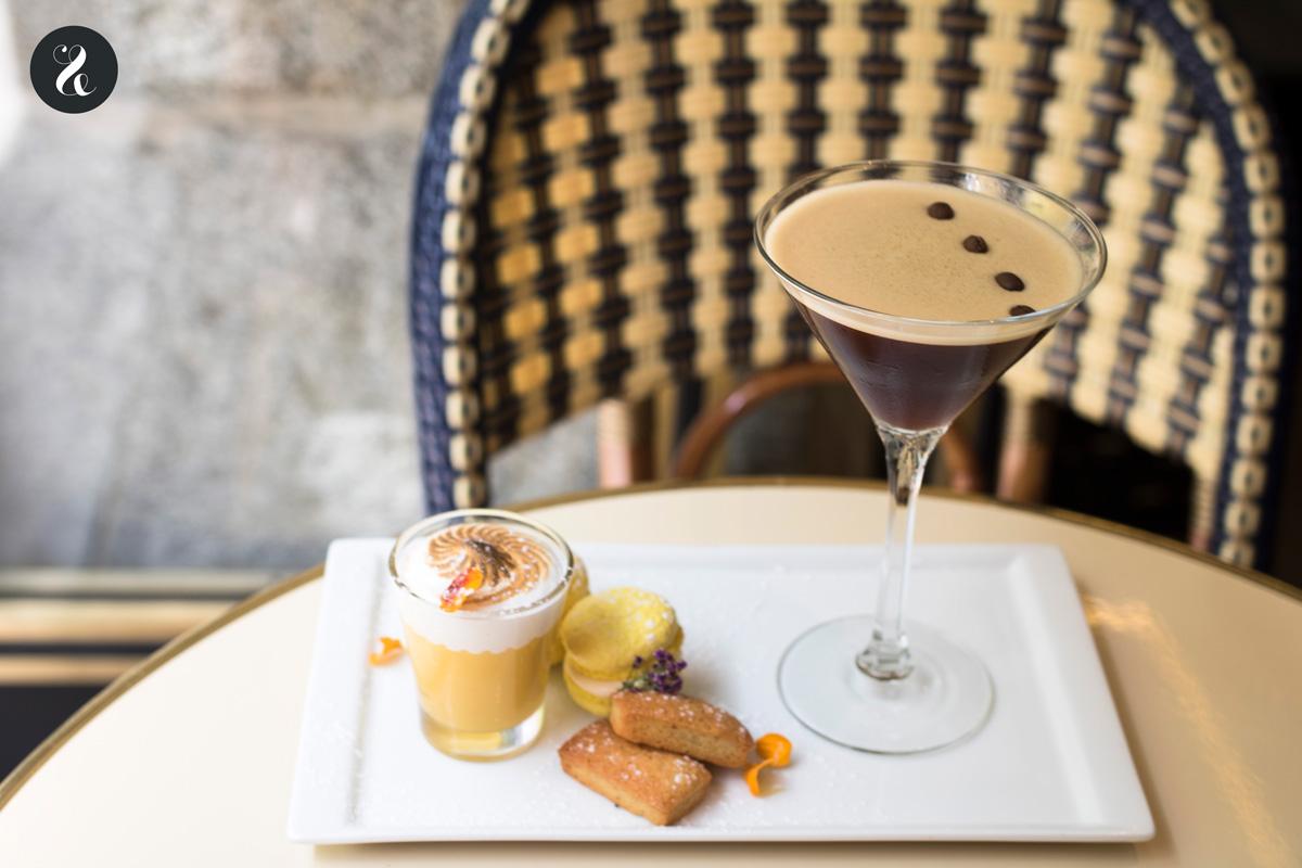 Brasserie Antoinette - Espresso Martini - Grey Goose