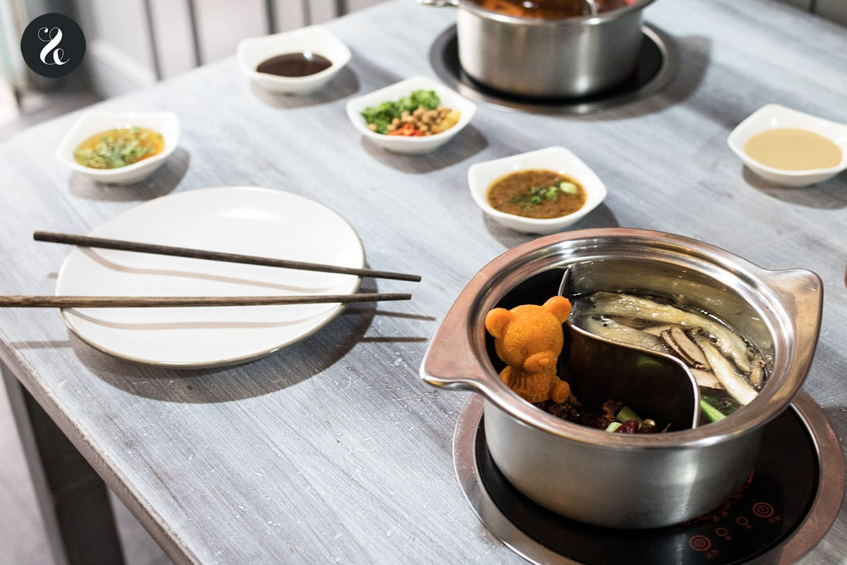 Hainao Madrid - restaurante chino Chueca