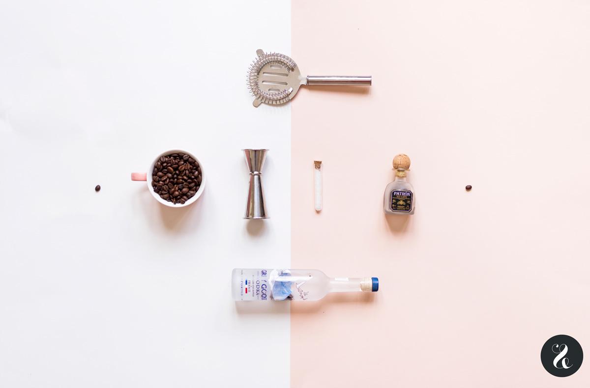 Receta Espresso Martini - Grey Goose