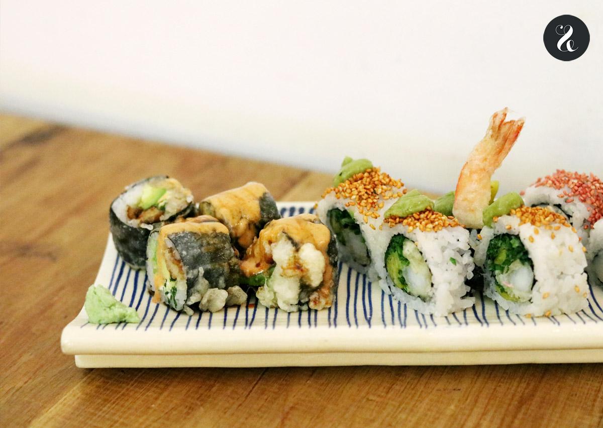Mejores restaurantes japoneses Madrid - Sr Ito